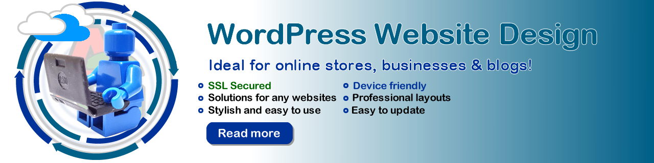 WordPress Developement Service by Grannell Website Design Kent Southeast