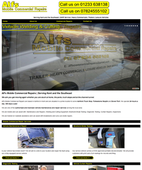 Alf's Mobile Commercial Repairs