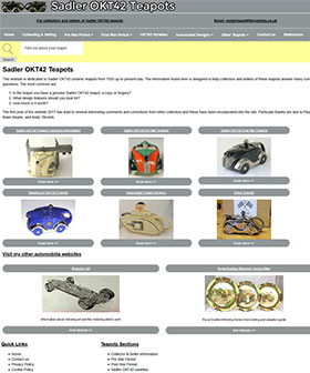 OKT42 - OKT42 Teapot Information Guide Website