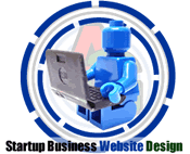 Lego man with laptop - Business Startup Website Design Kent